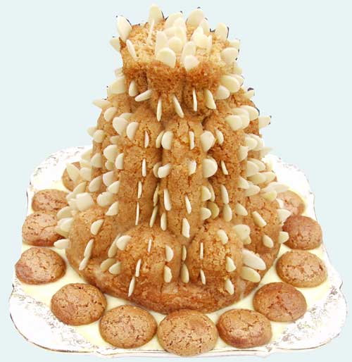 Tipsy Cake