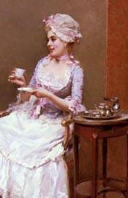 Raimundo Madrazo, Hot Chocolate, mid-18th Century