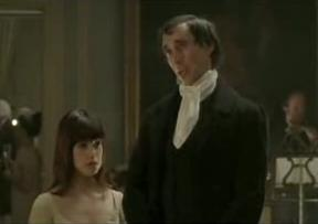 Amanda and Mr. Collins