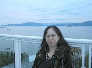 Diana Birchall in Vancouver