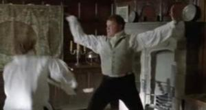 Mr.Bennet duels Bingley