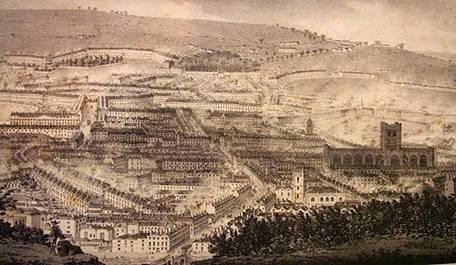 Beechen Cliff, Harvey Wood, 1824