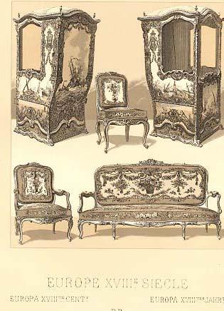 The 18th Century Sedan Chair