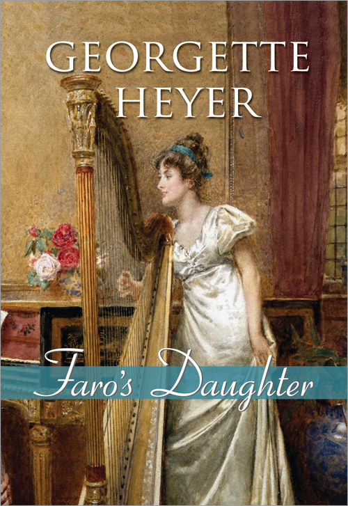 Faro's Daughter Georgette Heyer