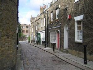 Little Green Street