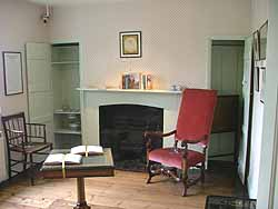Jane's Bedroom at Chawton