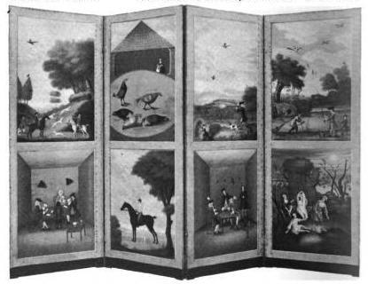 Draught Screen 1744