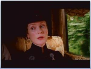 Fanny Dashwood was suitably creepy and mean