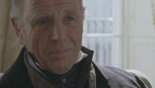 Mr. Brownlow (Edward Fox).