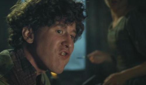 Noah (Adam Gillen) taunts Oliver.
