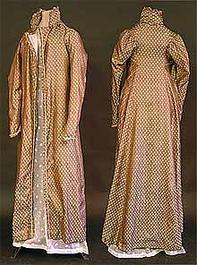 Image of Jane Austen's pelisse coat