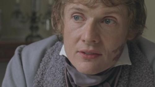 """We will find Agnes,"" the double talking Edward (Julian Rhind-Tutt) assures his grandfather."