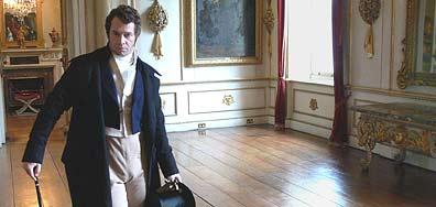 James Purefoy as Beau Brummell