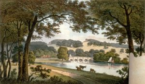 Wentworth After, Humphry Repton
