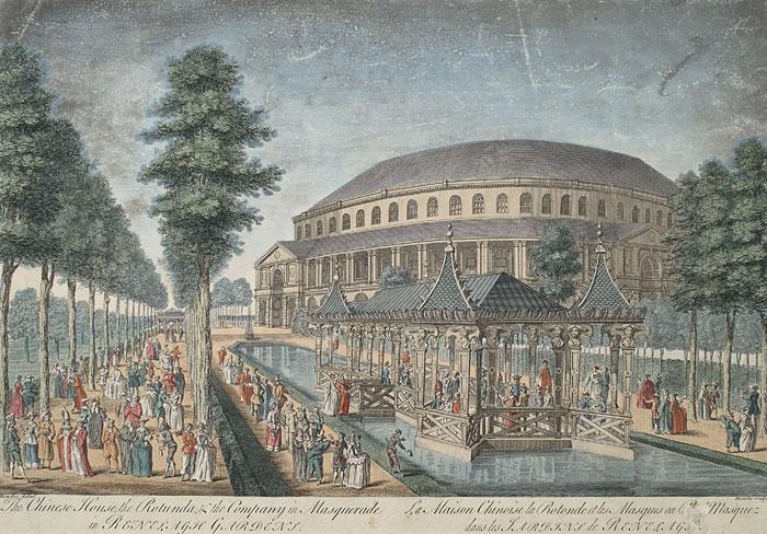 18th Amp 19th Century Pleasure And Tea Gardens In London