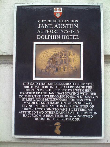 dolphin-hotel-jane-austen-trail
