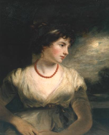 Jane Elizabeth, Countess of Oxford, John Hoppner, 1797