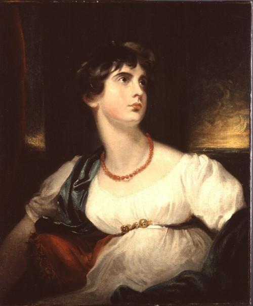 Lady Maria Hamilton, 1802, by Thomas Lawrence.