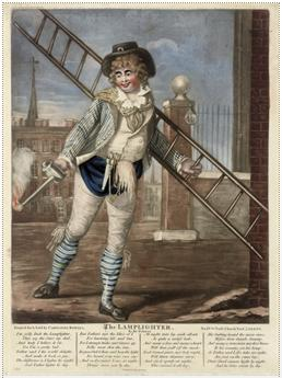 The Lamplighter, 1790's