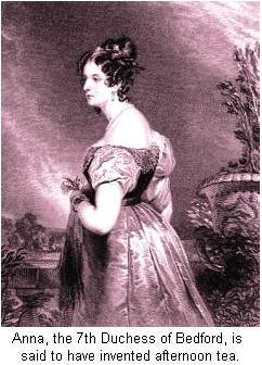 Anna, 7th Duchess of Bedford possessed the beauty and hauteur of Lady Susan