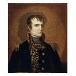 Needlework image of Napoleon