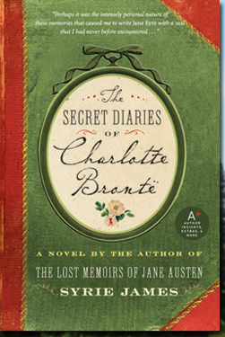 syrie james the secret diaries
