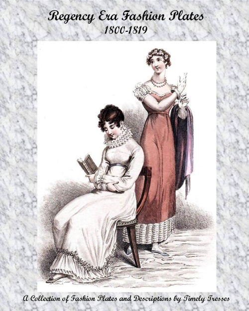 1800-1819 Cover Fashion Plates