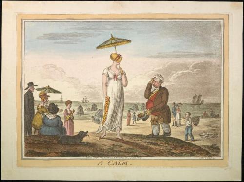 a calm 1810 gilray