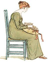 Greenaway_11_lady_sitting