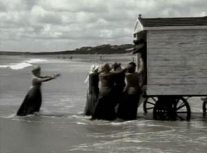 Sea Bathing machine