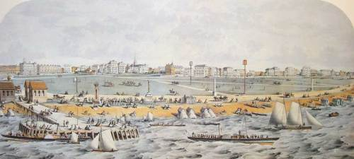 southsea_common from a lithograph from A. Pernell 1865