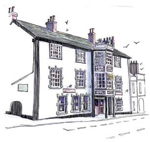 Royal Lion Inn Lyme Regis