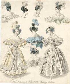 Fashion plate 1832