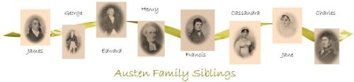 Edward was the Austen's third oldest child