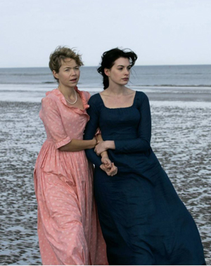 Cassandra and Jane in Becoming Jane