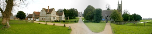 Panorama of Chawton