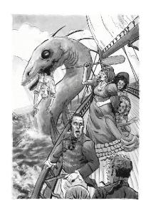 danger at sea