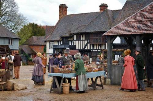 Market Day in Chilham