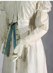 Pelisse and dress, 1818