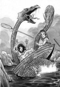 sense and sensibility and sea monsters 2