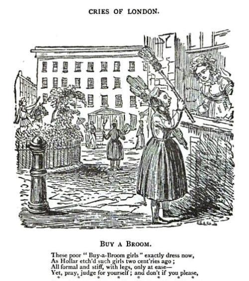 buy a broom 1881 cries of london