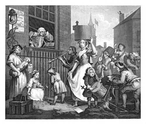 Enraged_musician William Hogarth