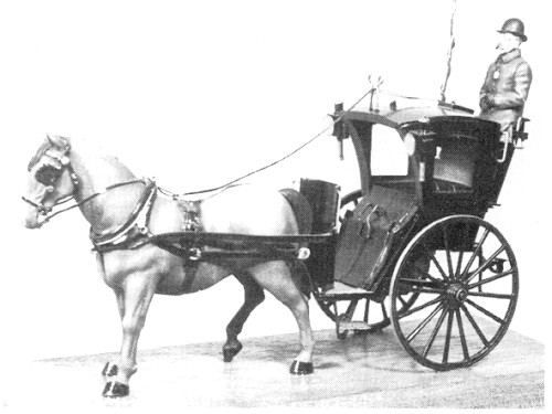 horse drawn cabs | Jane Austen's World