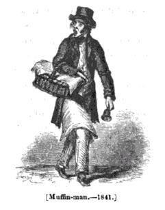 muffin man 1841
