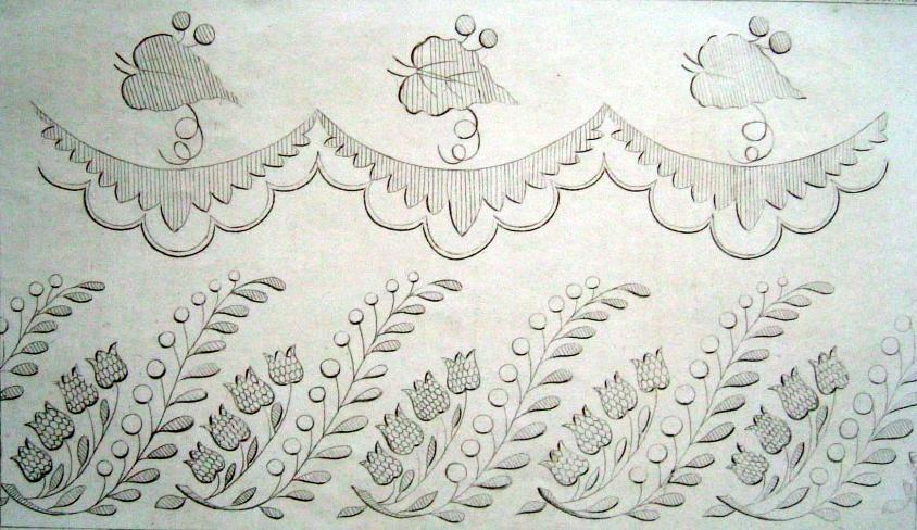 18th U0026 19th Century Whitework Embroidery | Jane Austenu0026#39;s World