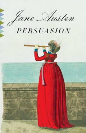Male Jane Austen fan | Jane Austen's WorldPersuasion Book Cover