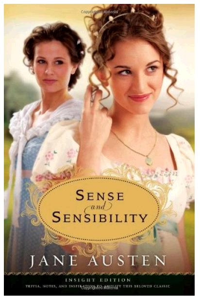 sense and sensibility by jane austen the insight edition a  sense