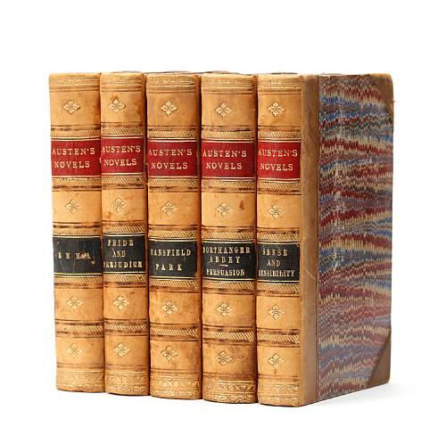 of jane austens novels