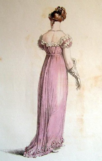 Dressing For The Netherfield Ball In Pride And Prejudice