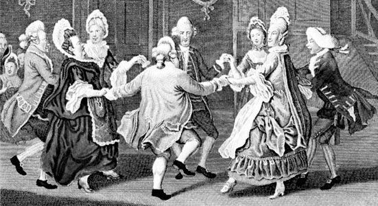 Dancing at the Netherfield Ball: Pride and Prejudice   Jane